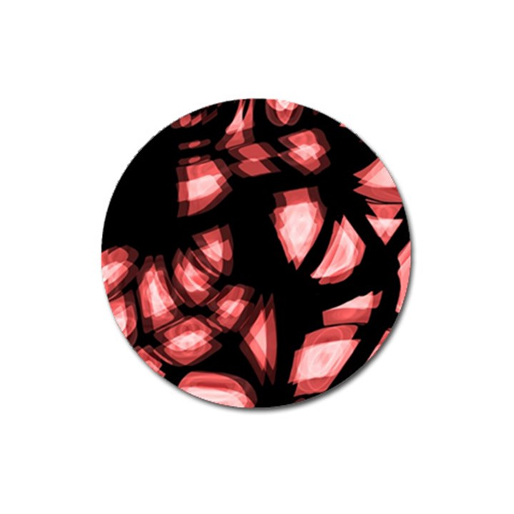 Red light Magnet 3  (Round)
