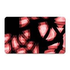 Red light Magnet (Rectangular)