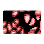 Red light Magnet (Rectangular) Front