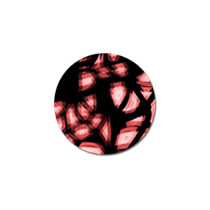 Red light Golf Ball Marker (4 pack)