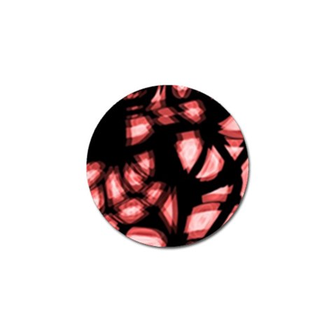 Red light Golf Ball Marker (10 pack)