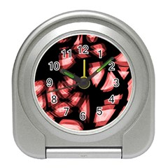 Red light Travel Alarm Clocks