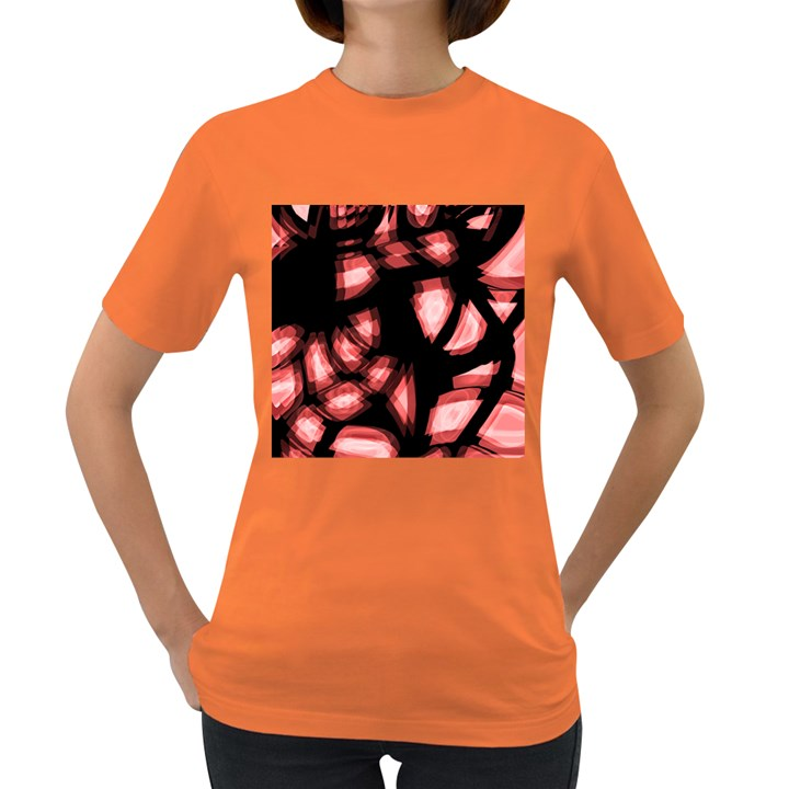 Red light Women s Dark T-Shirt