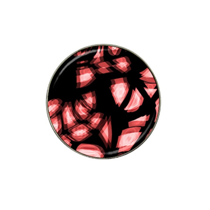 Red light Hat Clip Ball Marker