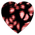 Red light Jigsaw Puzzle (Heart) Front