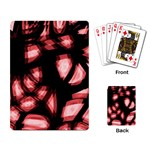 Red light Playing Card Back