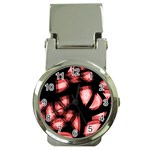 Red light Money Clip Watches Front