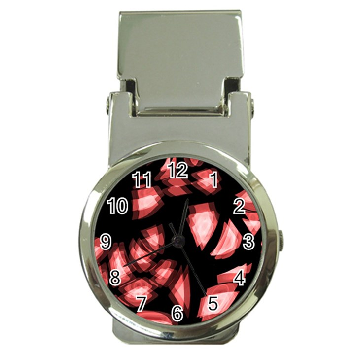 Red light Money Clip Watches