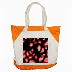 Red light Accent Tote Bag