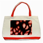 Red light Classic Tote Bag (Red) Front