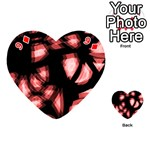 Red light Playing Cards 54 (Heart)  Front - Diamond9