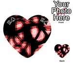 Red light Playing Cards 54 (Heart)  Front - ClubK