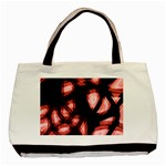 Red light Basic Tote Bag (Two Sides) Back