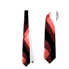 Red light Neckties (One Side)