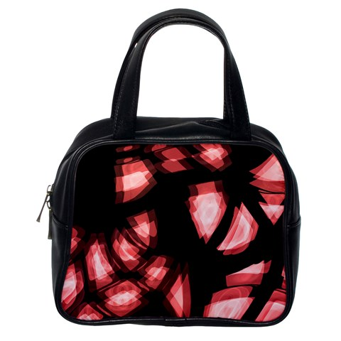 Red light Classic Handbags (One Side)