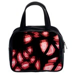 Red light Classic Handbags (2 Sides) Front