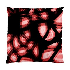 Red Light Standard Cushion Case (two Sides)