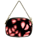 Red light Chain Purses (Two Sides)  Back