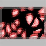 Red light Canvas 18  x 12  18  x 12  x 0.875  Stretched Canvas