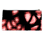 Red light Pencil Cases Back