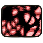 Red light Netbook Case (XL)  Front