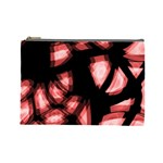 Red light Cosmetic Bag (Large)  Front