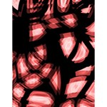 Red light Large Memo Pads 4.125 x5.5  Memopad