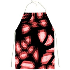 Red light Full Print Aprons