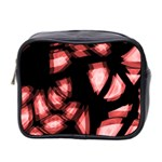 Red light Mini Toiletries Bag 2-Side Front