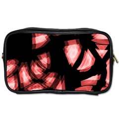 Red light Toiletries Bags