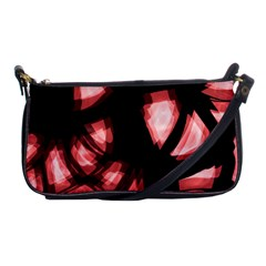Red light Shoulder Clutch Bags
