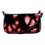 Red light Shoulder Clutch Bags Front