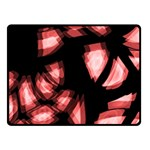 Red light Fleece Blanket (Small) 50 x40 Blanket Front