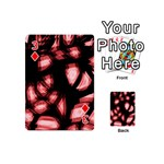 Red light Playing Cards 54 (Mini)  Front - Diamond3