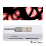 Red light Memory Card Reader (Stick)  Front