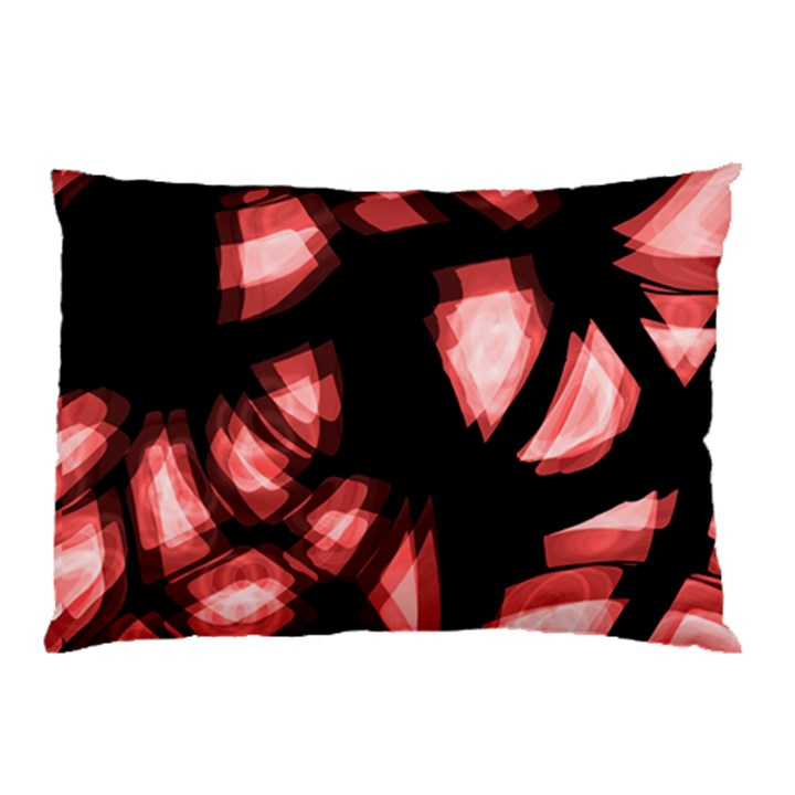 Red light Pillow Case (Two Sides)