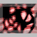 Red light Deluxe Canvas 16  x 12   16  x 12  x 1.5  Stretched Canvas
