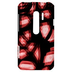 Red light HTC Evo 3D Hardshell Case