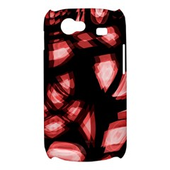 Red light Samsung Galaxy Nexus S i9020 Hardshell Case