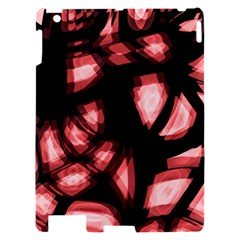 Red light Apple iPad 2 Hardshell Case