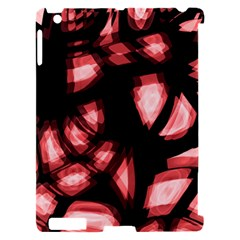 Red light Apple iPad 2 Hardshell Case (Compatible with Smart Cover)