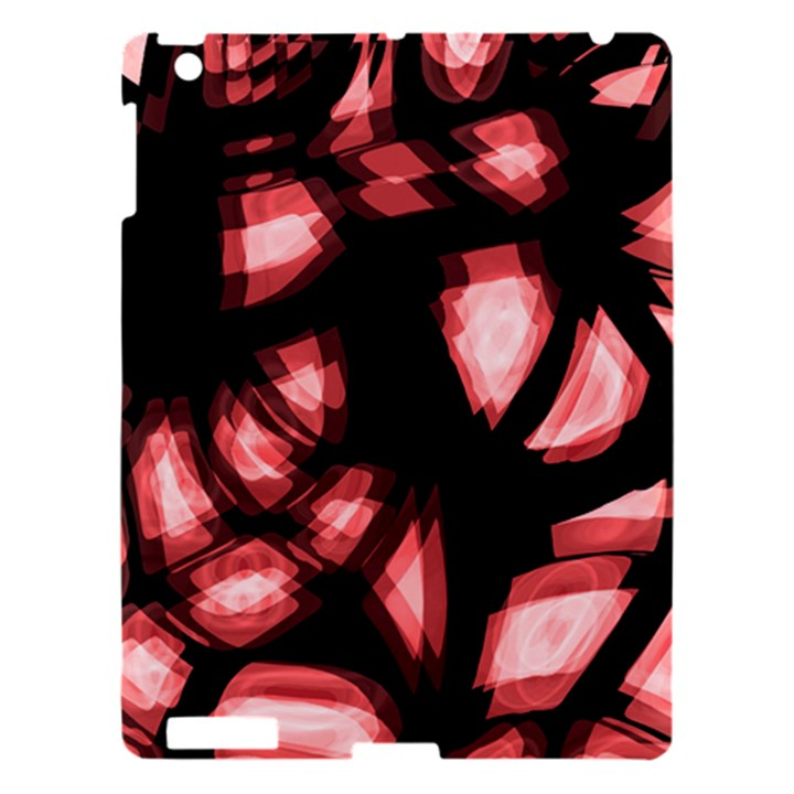 Red light Apple iPad 3/4 Hardshell Case