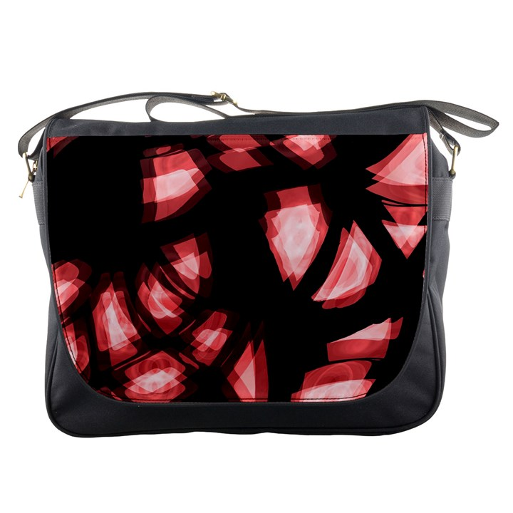 Red light Messenger Bags
