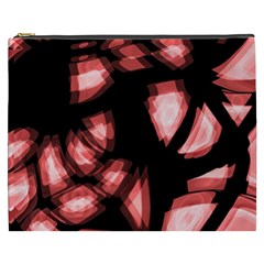 Red light Cosmetic Bag (XXXL)