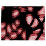 Red light Cosmetic Bag (XXXL)  Back
