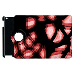 Red Light Apple Ipad 3/4 Flip 360 Case