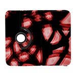 Red light Samsung Galaxy S  III Flip 360 Case Front