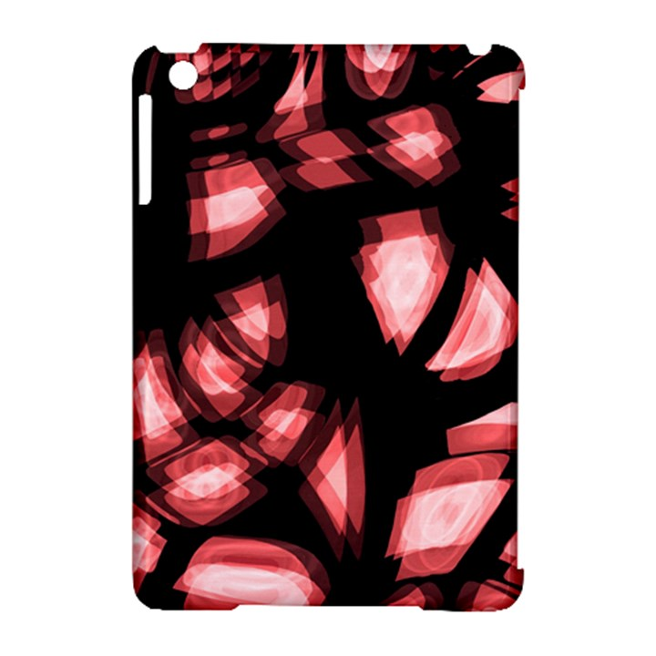 Red light Apple iPad Mini Hardshell Case (Compatible with Smart Cover)