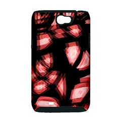 Red light Samsung Galaxy Note 2 Hardshell Case (PC+Silicone)