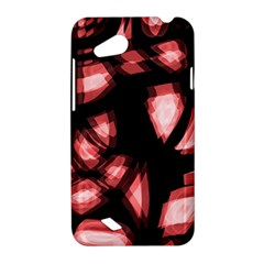 Red light HTC Desire VC (T328D) Hardshell Case
